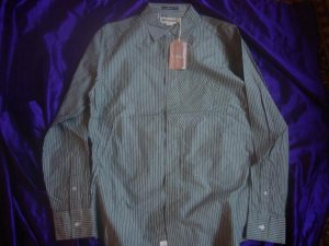 TRETORN Andlos vag shirt (Med) Msrp $60 Dress shirt