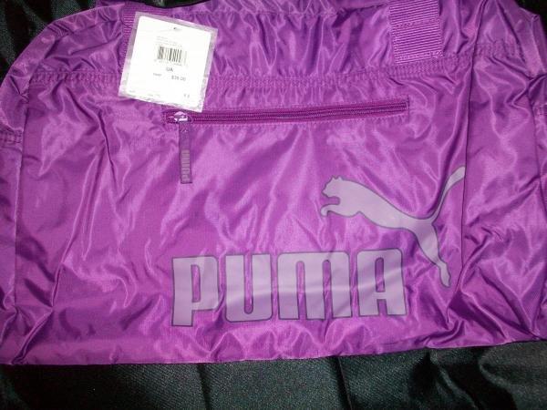 Puma Core Grip Bag (68169-05)