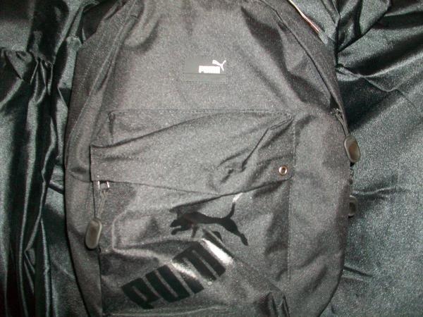 Puma Foundation Large Backpack (68128-01)