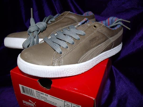 Puma Clyde Worker Sz 7.5 (350585-02)
