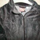 Puma Velour Jacket Blk Sz:M (815539-01)