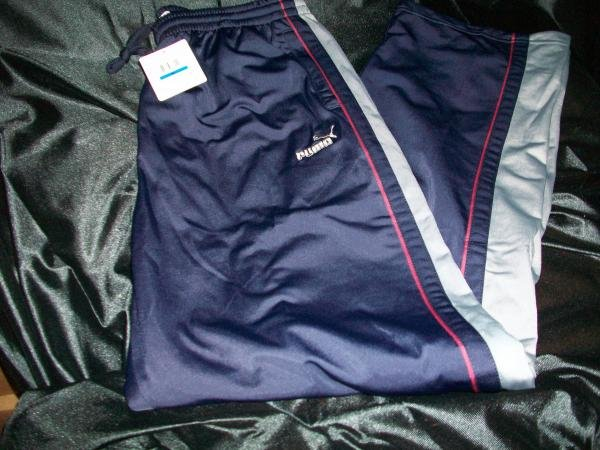 Puma Mens Agile Pant Sz: XL (812572-10)