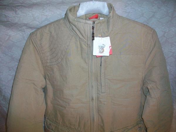 Puma Utility Jacket Sz: Sm (555509-02)