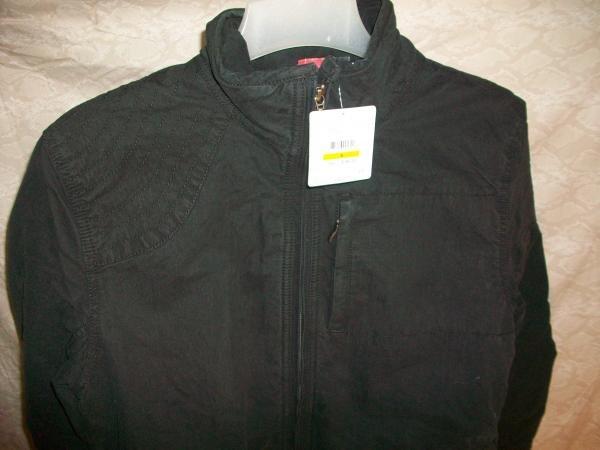 Puma Utility Jacket Sz:Sm (555509-03)
