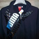 Puma Graphic Jacket Fleece Sz S (813958-04)