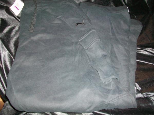 Puma Mens Sweat Pants Sz: XXL (812715-01)