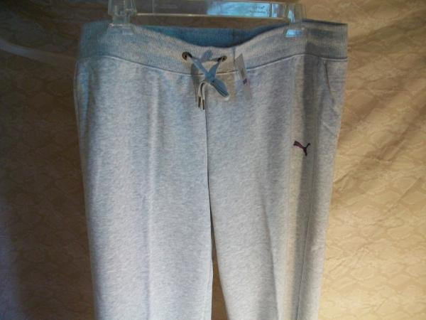 Puma Core Sweat Pants Sz XL (558534-01)