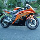 2009 Yamaha R6 DeltaBox 994 miles