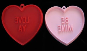 Hallmark Valentine Conversation Heart Cookie Cutter Love Ya Be Mine Cutters
