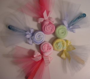 Lollipop Favors