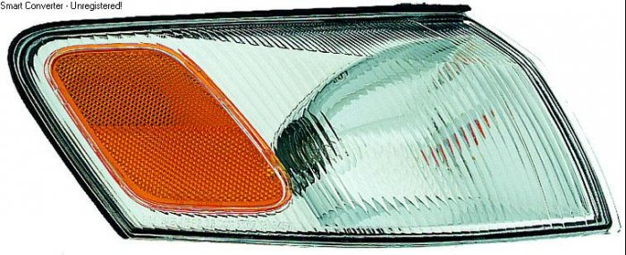 Toyota Camry Lamp Corner RH 1997-1999