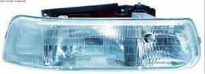 Chev Pickup Fullsize Silverado 1500/HD Head Light RH 1999-2002