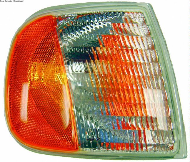 Ford Pickup Full size Lamp Corner RH 1997-2003