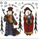 "Let It Snow, Babys It's Cold Outside Magnet - 5.47"" x 4.21"""