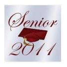 Senior 2014 Window Decal