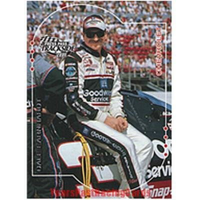 Dale Earnhardt 2001 Press Pass Trackside #03