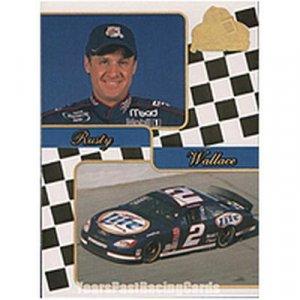 Rusty Wallace 2001 Press Pass Premium Gold #29