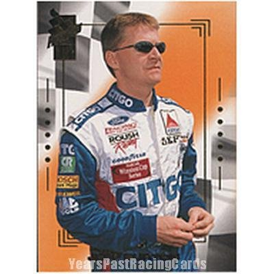 Jeff Burton 2001 Press Pass VIP #6