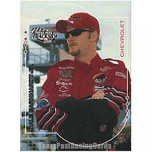 Dale Earnhardt Jr. 2001 Press Pass Trackside #1