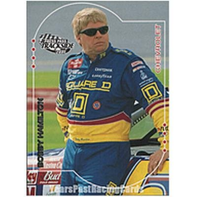 Bobby Hamilton 2001 Press Pass Trackside #4