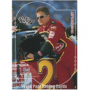Jerry Nadeau 2001 Press Pass Trackside #7
