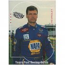 Michael Waltrip 2001 Press Pass Trackside #11