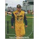 Ken Schrader 2001 Press Pass Trackside #14