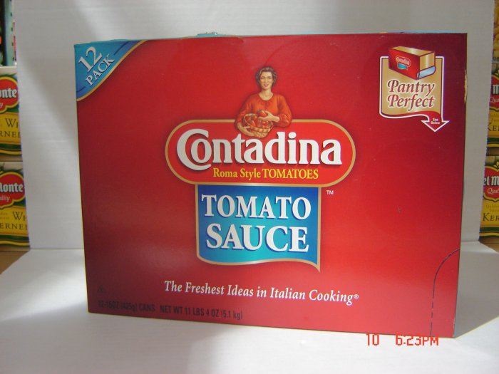 Tomato Sauce  12 cans ( 0.94 lbs., 425 g. each ) pack