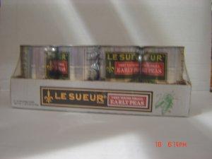 Peas  8 cans ( 0.94 lbs., 425 g. each) pack