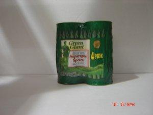 Asparagus Spears  4 cans (0.94 lbs., 425 g. each) pack