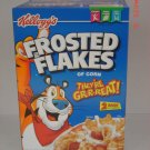 Cereal, Frosted Flakes  2 Bag (1.94 lbs., 750 g. each) Box