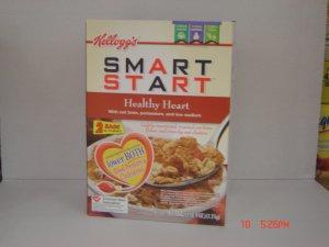 "Cereal, ""Healthy Heart"" 2 Bag (1.28lbs.,600g. each) Box"