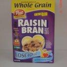 Cereal, Raisin Brand, 3 Bag (1.69lbs.,766g. each) Box