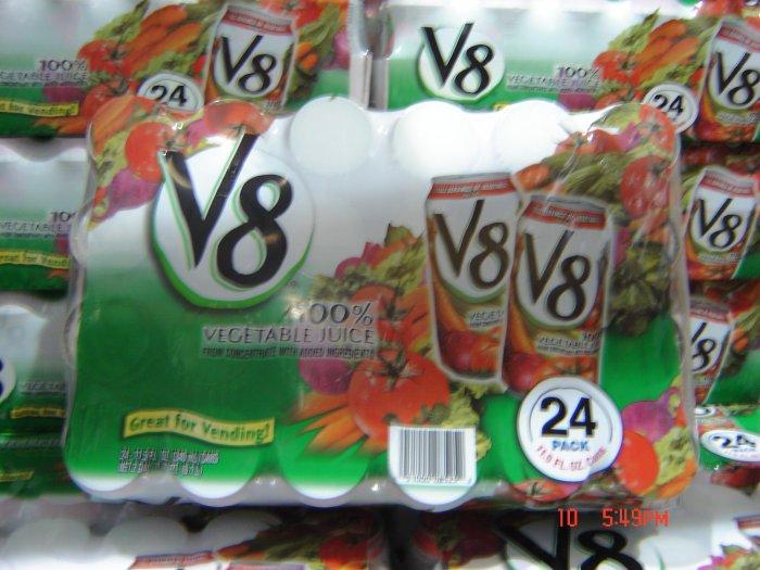 Juice, Vegetable  24 Cans (340ml. each) Pack