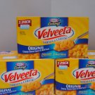 Pasta Shells and Cheese 5 Pack (0.75lbs.,340g. each) Box