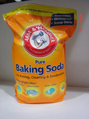 Baking Soda, Multi-Purpose  (12.0 lbs., 5455 g.) Bag