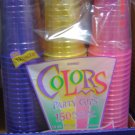"Cups, Plastic  ""Party Big Drink"" Color  150 Count Pack"