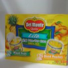 Fruit Cups, 24 Cup Tins (0.25lbs.,113g. each) Variety Pack