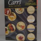 Crackers,  5 Box (0.27lbs.,120g. each) Medley-Variety Pack