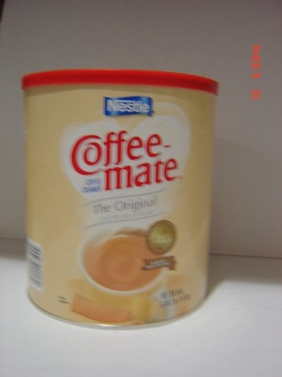Creamer, Coffee Mate Canister (3.13 lbs., 1410 g.)