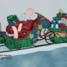 All Through The House SLEIGH FULL OF TOYS, 93289. Department 56, retired