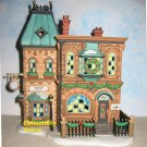 Department 56 Dickens THOMAS MUDGE TIMEPIECES, 58307, retired,  MIB