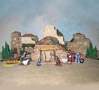 Dept 56 Little Town Of Bethlehem Mini st/12 59765 NEW MIB