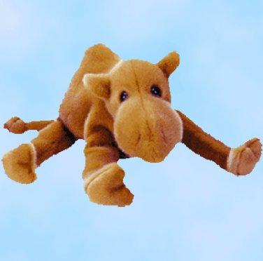 NEW (6) Ty Beanie Buddies HUMPHREY The Camel