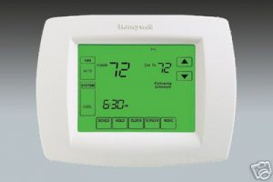 honeywell th8320 th8320u th8320u1008 thermostat visionpro. Black Bedroom Furniture Sets. Home Design Ideas