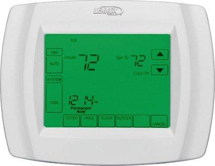 Lennox Elite X4146 Touchscreen Thermostat gas/ heatpump