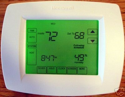 Honeywell VisionPro TH8321U1006 TH8321U 1006 Thermostat