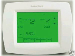 Honeywell VISIONPRO TH8320 TH8320U TH8320U1008 Thermostat