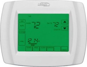 Lennox Elite X4147 Touchscreen Thermostat gas/ heatpump