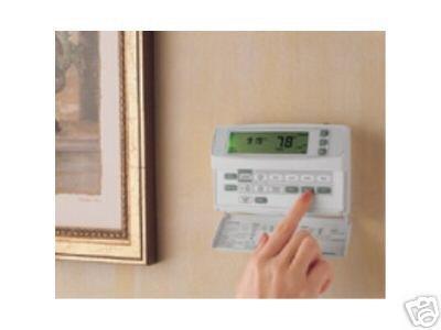 Lennox 37L6101 T8624D2079 Gas Oil El Thermostat 2HT 2CL